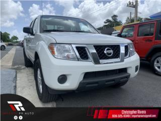 NISSAN FRONTIER 4X4 SV 2019/EXTRA CLEAN, Nissan Puerto Rico