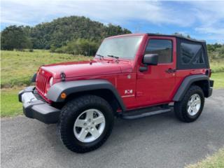 Jeep Wrangler 2007 $14995 Standard 6Speed, Jeep Puerto Rico