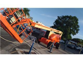 JLG 800AJ SKY POWER, Equipo Construccion Puerto Rico