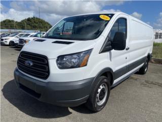 FORD TRANSIT 250 2018 43K MILLAS , Ford Puerto Rico