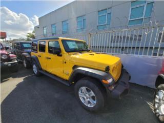 JEEP WRANGLER SPORT UNLIMITED 2021, Jeep Puerto Rico