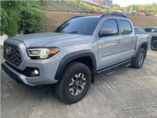 Toyota Tacoma offroad 2021, Toyota Puerto Rico