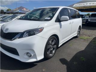 Toyota - Sienna Puerto Rico