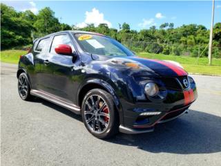 Nissan Juke Nismo 2014 79mil millas! Financia, Nissan Puerto Rico