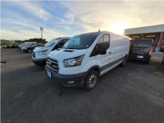 FORD TRANSIT 250 LOW 2020, Ford Puerto Rico