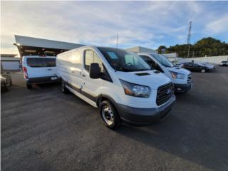 FORD TRANSIT 250 2018 LOW, Ford Puerto Rico