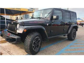 JEEP RUBICON 2016 EXCELENTE CONDICIONES , Jeep Puerto Rico