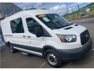 Ford Transit E350 2016, Ford Puerto Rico