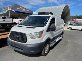 FORD TRANSIT CARGO VAN 250 REFRIGERADA 2016, Ford Puerto Rico