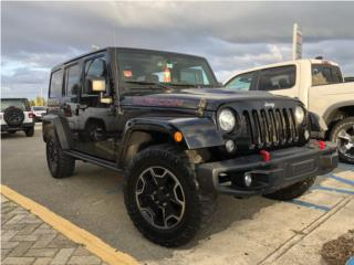 Rubicon 2017 ComoNuevo, Jeep Puerto Rico