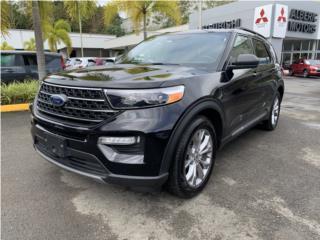 FORD EXPLORER XLT 2020, Ford Puerto Rico
