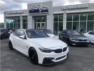 BMW M-3 2018!!!, BMW Puerto Rico