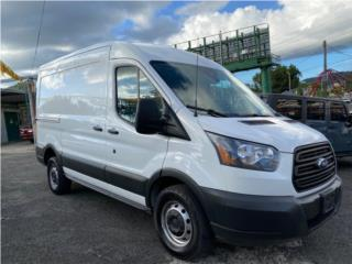 Ford transit T250 2018 , Ford Puerto Rico