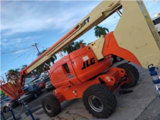 JLG 800AJ , Equipo Construccion Puerto Rico