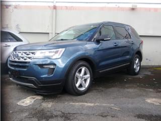 FORD EPLORER XLT 2019 , Ford Puerto Rico
