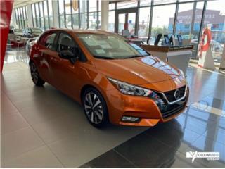 VERSA 2021, Nissan Puerto Rico