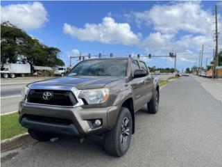 Toyota Tacoma 2014, Toyota Puerto Rico