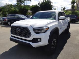 TRD Off Road 4X4, Nueva 349 millas, Toyota Puerto Rico