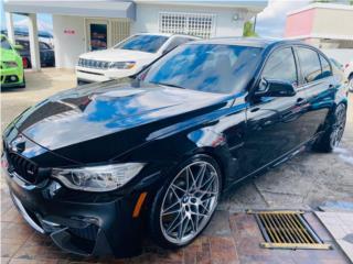 BMW M3, BMW Puerto Rico