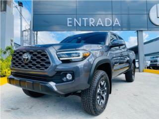 Toyota Tacoma OFF ROAD 2021, Toyota Puerto Rico