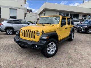 Jeep Wrangler SPORT #0248, Jeep Puerto Rico