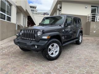 Jeep Wrangler SPORT #2018, Jeep Puerto Rico