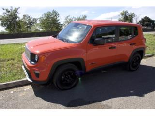JEEP RENEGADE SPORT 2.4L 11K MILLAS, Jeep Puerto Rico