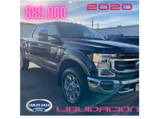 *FORD F-250 KING RANCH 6.7L TURBO DIESEL*, Ford Puerto Rico