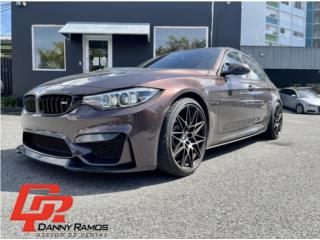 BMW M3 2018, BMW Puerto Rico