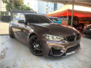 Bmw M3 competicion varios paquete, BMW Puerto Rico