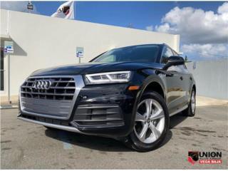 AUDI Q5 PREMIUM PLUS 2020 . PRE-OWNED, Audi Puerto Rico