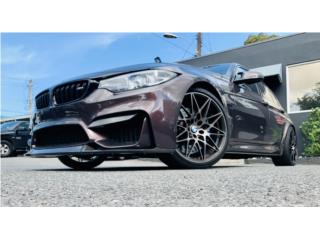 M3 COMPETITION PACKAGE 505HP PROG/DOWN PIPE, BMW Puerto Rico