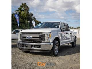 2017 F 250 PICK UP XL IMPORTADA , Ford Puerto Rico