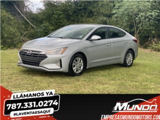 HYUNDAI ELANTRA 2020  **SPECIAL EDITION**, Hyundai Puerto Rico