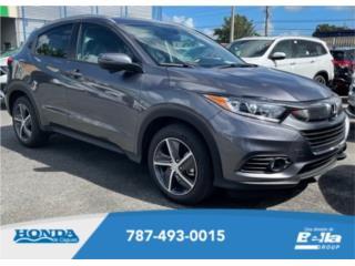 Honda HRV EX 2021, Honda Puerto Rico