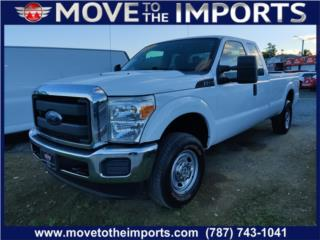 Ford F-250 SD XLT SuperCab 4WD 2014, Ford Puerto Rico