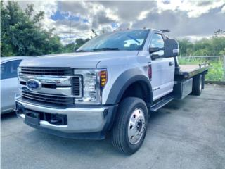 2019 Flatbed Ford F-550 2WD 6.7L V8 Diésel, Ford Puerto Rico