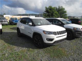 MODELO COMPASS, Jeep Puerto Rico