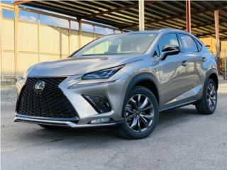 | 2021 LEXUS NX300 F-SPORT | 0.98%APR, Lexus Puerto Rico