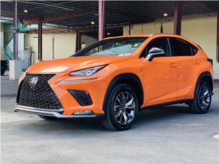• 2021 LEXUS NX300 F-SPORT • 0.98%APR, Lexus Puerto Rico