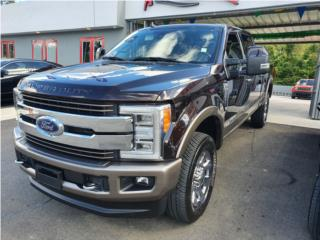 F250 Super Duty King Ranch, Ford Puerto Rico