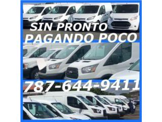 TRANSIT 350/250 LLAMA  SIN PRONTO PAGA POCO , Ford Puerto Rico