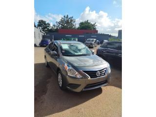 NISSAN VERSA 2018 STD, Nissan Puerto Rico
