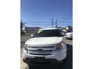 FORD EXPLORER 2013 LÍMITED , Ford Puerto Rico