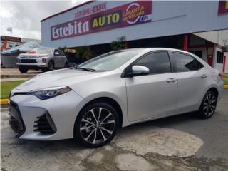 COMO NUEVO!! TOYOTA COROLLA *SE* *2019*, Toyota Puerto Rico