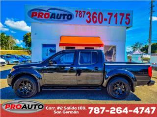 NISSAN FRONTIER MIDNIGHT EDITION 2019 , Nissan Puerto Rico