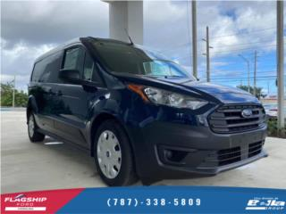Ford Transit Connect LWB 2021, Ford Puerto Rico