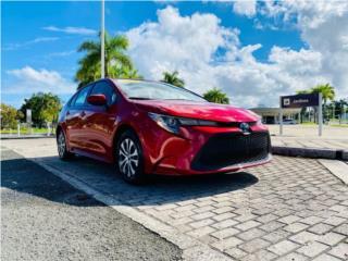 Toyota Corolla Hybrid LE | 2021!, Toyota Puerto Rico