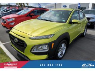 HYUNDAI KONA 2018 VERDE  23KMILLAS, Hyundai Puerto Rico