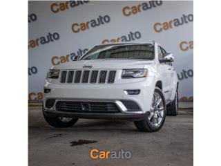 2014 Jeep Grand Cherokee Summit , Jeep Puerto Rico